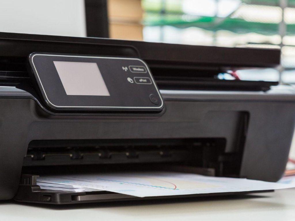 Impresora en casa 2